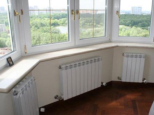 Застекление балконов по низкой цене
